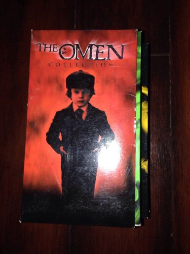��COLLECTABLE BOX SET�� THE OMEN COLLECTION On VHS - 4 Tapes To Choose From!