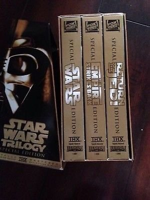 ��SPECIAL EDITION��Star Wars:The Empire Strikes Back Return Of The Jedi~Box Set
