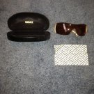 "GORGEOUS Authentic Sexy""Bling Bling"" Gold/Diamond Versace Ladies Sunglasses"