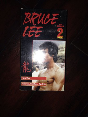 """��MOTHERS DAY SALE�� NTN The Legendary """"Bruce Lee On VHS"""" - 2 Tapes Incl."""