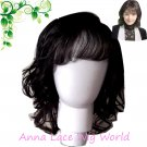 Synthetic ICE WIG FOR CANCER WOMEN
