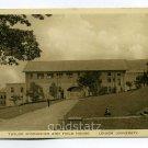 Taylor Gymnasium and Field House Lehigh University Bethlehem Pennsylvania postcard