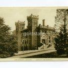 University Library Lehigh University Bethlehem Pennsylvania postcard