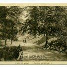 Campus View Lehigh University Bethlehem Pennsylvania postcard