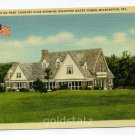 Dupont Country Club Rockford Water Tower Wilmington Delaware postcard