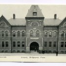 Armory Bridgeport Connecticut postcard