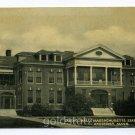 Dining Hall Massachusetts State College Amherst Massachusetts postcard
