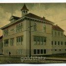 McLoughlin Institute Oregon City Oregon postcard