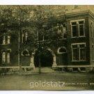 Bradford Academy Bradford Vermont 1940 postcard