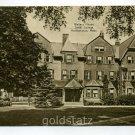 Wallace House Smith College Northampton Massachusetts postcard
