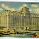 Merchandise Mart Chicago Illinois postcard
