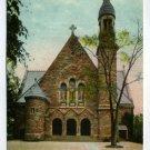Marquard Chapel Princeton University Princeton New Jersey postcard