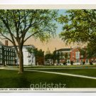Middle Campus Brown University Providence Rhode Island postcard