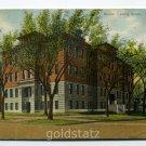 Manual Training School Topeka Kansas postcard