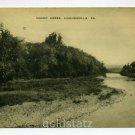 Muncy Creek Hughesville Pennsylvania postcard
