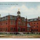 All Hallows College Salt Lake City Utah postcard