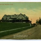 Hartford Golf Club Hartford Connecticut 1915 postcard