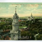 View of Hartford from Travelers Insurance Company Building Connecticut 1908 postcard