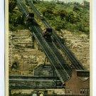 Monongahela Incline Pittsburgh Pennsylvania 1908 postcard
