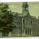 Geneva College Beaver Falls Pennsylvania 1910 postcard