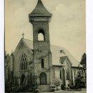 St. Anne's Catholic Church Phoenixville Pennsylvania postcard