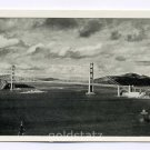 Golden Gate Bridge San Francisco California postcard