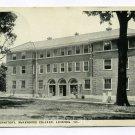 Boys Dormitory McKendree College Lebanon Illinois 1919 postcard