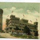 Casco Castle South Freeport Maine 1906 postcard