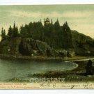 Owl's Head Rockland Harbor Maine 1906 postcard