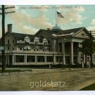 Allenhurst Club Allenhurst New Jersey 1907 postcard