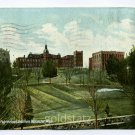 Worcester Polytechnic Institute Worcester Massachusetts 1907 postcard