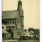 St. Johns Church Lambertville New Jersey postcard