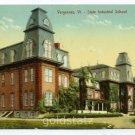 State Industrial School Vergennes Vermont postcard