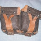 ORIGINAL MOSIN NAGANT POUCH, MAGAZINE, AMMO, BULLETS , Cell phone, PREPPER