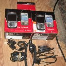 2 PALM Treo 700wx CAMERA TOUCH SCREEN PHONE Verizon
