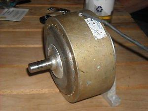 Magtrol HB Motor Hysteresis Brake/Clutch, 90 Volt MAKE OFFER!