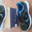 Boys Size 5 champion shoes New in box Blue Black and White