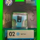 Genuine HP 2 Light Cyan Ink Cartridge C8774WN#140 Exp. Date August 2013