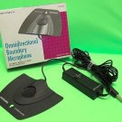 Optimus 33-3020 Omnidirectional Boundary Microphone For Tables Lectures, Musical
