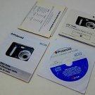 Polaroid I830 Quick Start Guide , Software CD Disk , User Guide Booklet