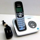 Uniden DECT1560 Cordless Phone 1 Handset Base Power Supply