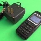 Nokia 1600 Black Cellular Phone NO SURE THE CARRIER