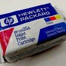Genuine HP 25 Tri-Color Ink Cartridge51625A