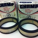 Lot of 2 Champ Champion Labs AF785 Air Filter