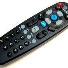 Small Black Television TV Remote Control EPG FAV W10.05.21 TESTED
