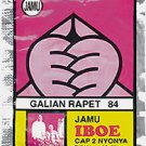 30 Packs of Galian Rapet for woman body health & tight vagina indonesian herbs