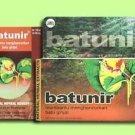 300  indonesian herb tablets batunir for kidney stones removal & bladder health