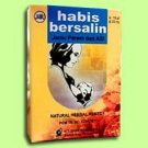 300  indonesian herb tablets habis bersalin for maternity relief