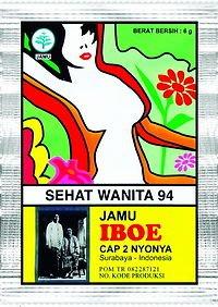 30 Packs of Sehat wanita for Women wellbeing indonesian herbs