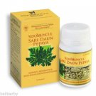 50  indonesian herbs capsules of papaya leaves extract for appetite improvement